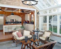fascinating sunroom off kitchen design ideas home depot with