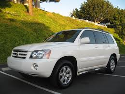 toyota highlander workshop u0026 owners manual free download