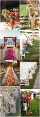 Fall Wedding Aisle Decorations - fall weddings 29 awesome wedding aisle decorations for fall