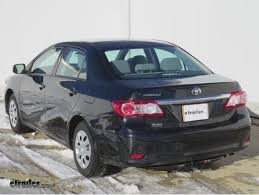 towbar toyota corolla bolt size to install a trailer hitch on a 2004 toyota corolla