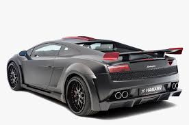 Lamborghini Gallardo Body Kit - hamann victory ii lamborghini gallardo lp560 4 delivers the total