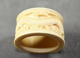 ivory ring ivory ring napkin ring item 926178
