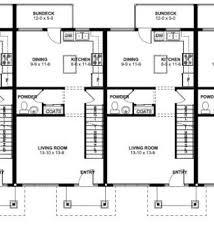 multi family plan 73483 at familyhomeplanscom multi family home