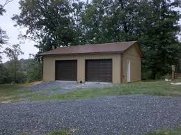 26x28x10 residential garage in staunton va rjb13019 superior