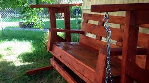 Pergola Swing Set Plans by 56 Diy Porch Swing Plans Free Blueprints Mymydiy Inspiring