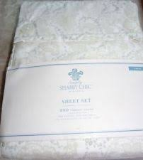 simply shabby chic embroidered sheets u0026 pillowcases ebay