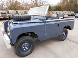 land rover series 3 4 door vehicles for sale