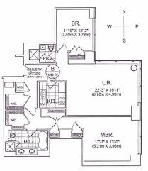 Parc Imperial Floor Plan The Park Imperial 230 West 56th Street Midtown West Condos For