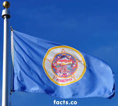 White Flag Meaning Minnesota Flag Colors Minnesota Flag Meaning