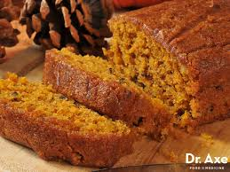 Pumpkin Spice Bread Machine Gluten Free Pumpkin Bread Dr Axe