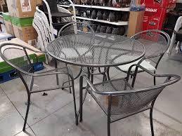 Patio Furniture Sale London Ontario Ontario Garden Furniture In Light Weight Powder Coated Metal