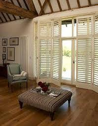 Folding Window Shutters Interior Best 25 Contemporary Interior Shutters Ideas On Pinterest