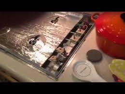 Ge Profile Ceramic Cooktop Replacement Ge Profile Built In Gas Cook Top Repair Model Jgp933 No 2 Youtube