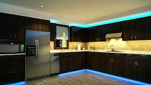kitchen cabinet counter led lighting strip cupboard light wiring