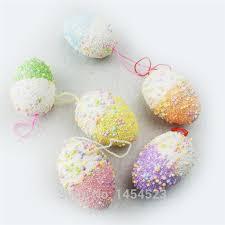 foam easter eggs 60pcs lot wholesale foam easter eggs decoration happy easter day
