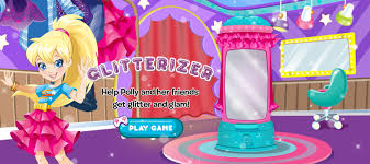 polly pocket fun games and activities for girls