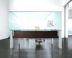 desk modern home office desk glass top desk design 42 impressive