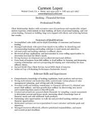 personal banker resume objective relationship banker resume free resume example and writing download