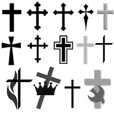 christian cross brushes for photoshop and elements