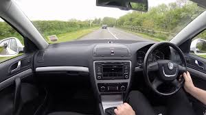 skoda octavia virtual test drive youtube