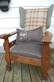 mission style morris chair town amp country furniture