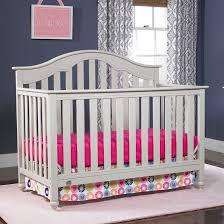 Fisher Price Convertible Crib Fisher Price Kingsport Convertible Crib In Grey