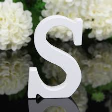 cheap a z thick wood letters combo sale for your party home