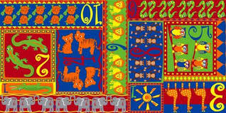 Childrens Play Rug Extra Large Rugs Kidcarpet Com