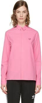 kenzo tiger t shirt shop kenzo pink embroidered tiger shirt