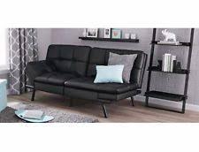 leather sleeper sofa leather sleeper sofa loveseat black futon convertible chair