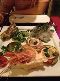 ad hoc cuisine ad hoc seafood crudetes picture of ad hoc rome tripadvisor