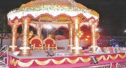 Hindu Wedding Mandap Decorations Mandap Decoration In Rajkot