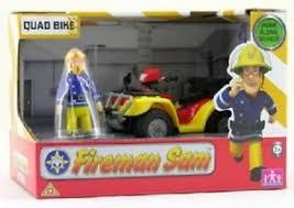 fireman sam push vehicle quad bike ebay