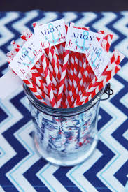 Red Baby Shower Themes For Boys - 83 best nautical baby shower images on pinterest baby shower