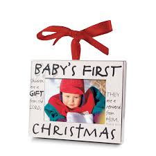 baby s ornament frame gift