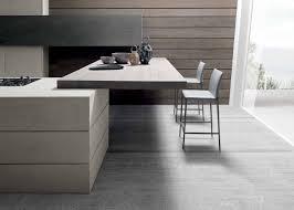 Oak Breakfast Bar Table Kitchen Bar Black Stylsih Contemporary Wooden Breakfast Bar Two