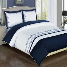 Twin White Comforter Bedroom Target Comforters Twin Bedspreads Target Navy Blue