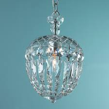 Flush Mount Mini Chandelier Color Crystal Mini Chandelier Shades Of Light