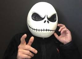 Jack Skellington Costume Shop Jack Skellington Head Mask Costume