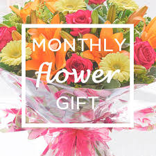 monthly flower delivery flower subscriptions seasonal bouquets delivered isle of wight
