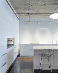 Wall Of Kitchen Cabinets Kitchen Design Idea White Modern And Minimalist Cabinets