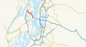 Washington State Zip Code Map by Washington State Route 305 Wikipedia