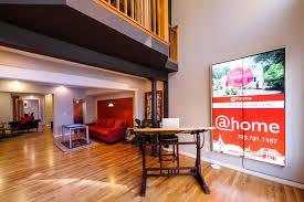 estate broker opens office as u0027lounge and design center u0027