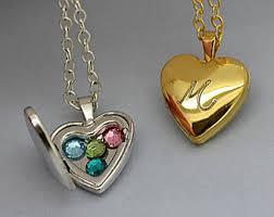 personalized heart locket heart locket necklace tiny locket necklace personalized heart