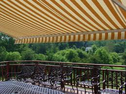 retractable awnings outdoor living spaces eau wi asher