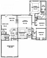 100 4 bedroom house plans 1 story 51 best plantas baixas