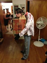 head in a box costume halloween 2014 pinterest halloween