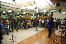 Facebook Office Picture 1142919 Ram Charan U0027s Facebook Hyderabad Office Visit