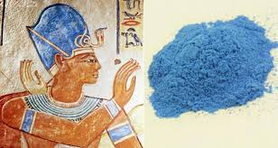 egyptian blue u2013 the oldest known artificial pigment ancient origins