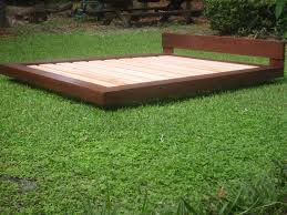 Teak Wood Modern Bed Designs Characteristics Teak Platform Bed Bedroom Ideas